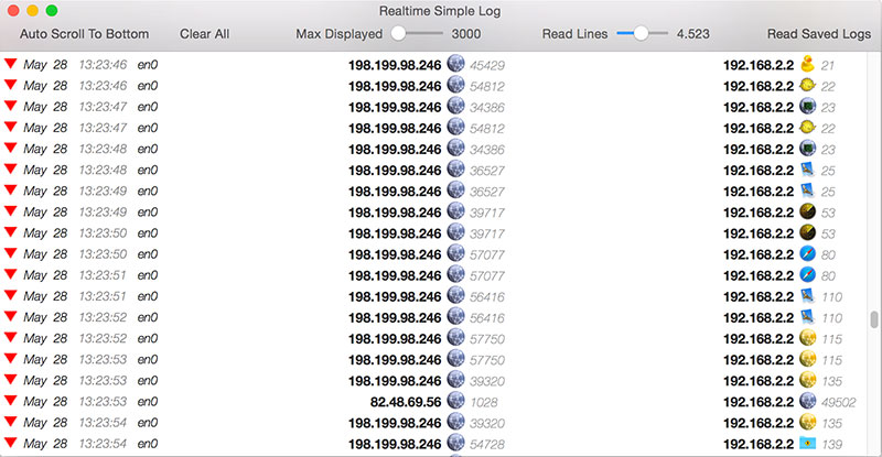Murus - macOS Firewall Unchained